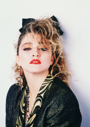 Madonna in Desperately Seeking Susan.