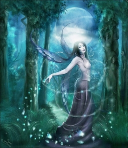 Moon Goddess.