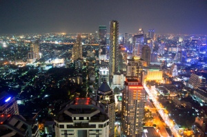 Bangkok: One possible destination.