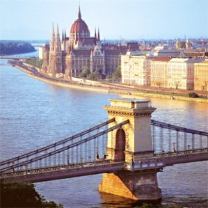 Budapest: Another possibility.