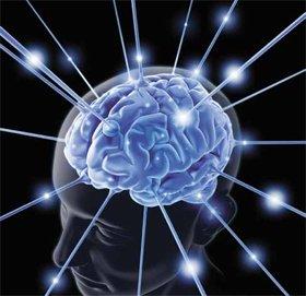 radiating brain