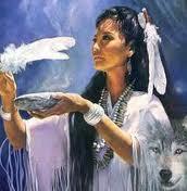 shamanwhite