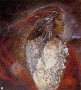 shamanwoman