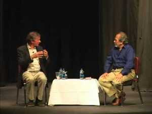 Rupert Sheldrake and Bruce Lipton.