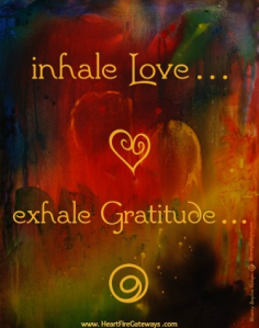 inhaleloveexhalegratitude