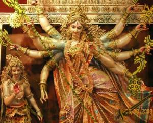Ma Durga: The Divine Mother.