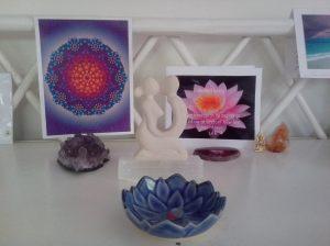 My Relationship Altar.