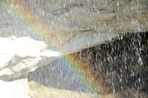 waterfallrainbow
