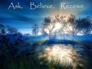 askbelievereceive