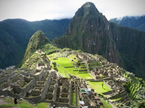 Machu Picchu. http://www.travelblissful.com/regions/central-south-america/