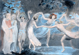 Faeries Dancing