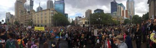 march in march melbourne