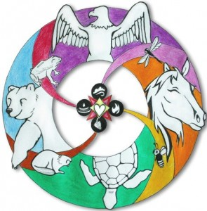 medicine circle children