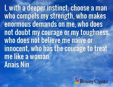 anaisnin strongwomanquote