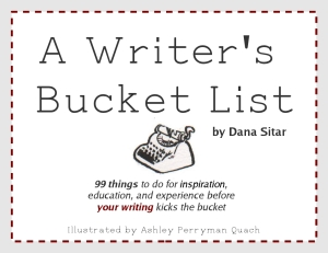 Only just found this, looks very interesting: http://www.writersbucketlist.com/creating-a-writing-career/