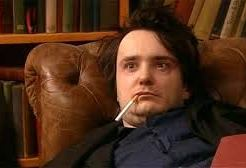 """The many faces of Bernard from """"Black Books"""""""