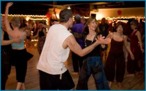 Hey this looks like an awesome place to dance! http://www.ecstaticdanceseattle.com/