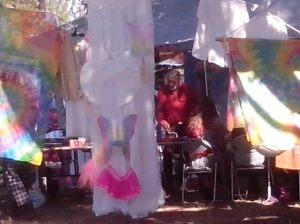 Rainbow Man at the Enchanted Gathering.