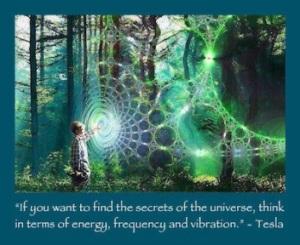 energy healing Tesla
