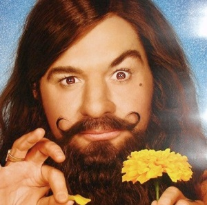 "Mike Myers as ""The Love Guru"""