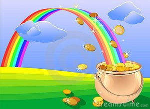 pot of gold rainbow