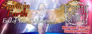 Ecstatic Dance Spirit in Earth Celebration