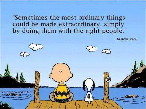 Ordinary people doing extraordinary things