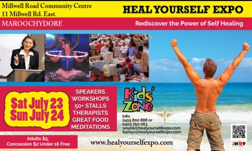 Heal Yourself Expo