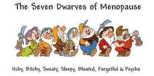 menopause dwarves