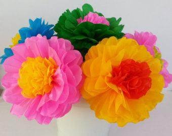 Paper Flowers 3 Through The Vortex