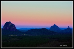 glasshouse-mountains-dawn-light