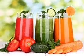 veggie juice fasting